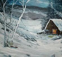 Warm Winter Nights by terrilee