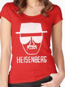 Breaking Bad Heisenberg Women's Fitted Scoop T-Shirt