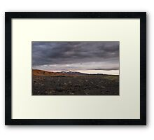 Hekla #1 Framed Print