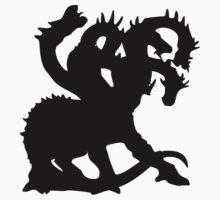 Multiple-headed Dragon by Smaragdas