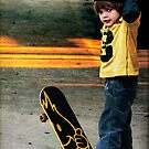 I'm Just a Skater Boy by Pip Gerard