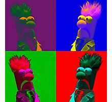 Beaker Pop Photographic Print