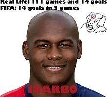 Ibarbo by wafflefunk