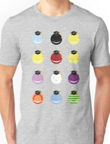 Korosensei moods 0.1 Unisex T-Shirt