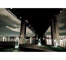 Iron Cove Underbelly Photographic Print