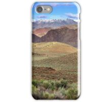 Pyramid Mining District iPhone Case/Skin