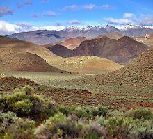 Pyramid Mining District by SB  Sullivan