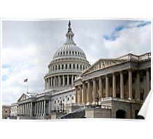 US Capitol, Northeast Poster