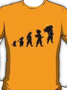 Dragon Ball Z Super Saiyan Evolution T-Shirt