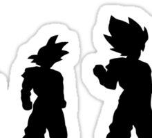 Dragon Ball Z Super Saiyan Evolution Sticker