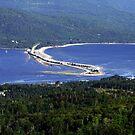 Englishtown-Cape Breton by George Cousins