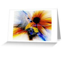 Bloom Where Your Planted     Greeting Card