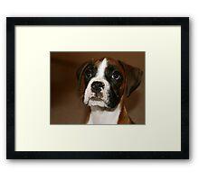 Mia Framed Print