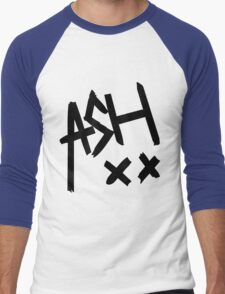 Ash Signature Pokemon Men's Baseball ¾ T-Shirt