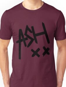 Ash Signature Pokemon Unisex T-Shirt