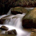 Mini Lesmurdie Falls by Gary Wooldridge