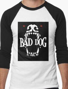 Bad Dog Main Logo Men's Baseball ¾ T-Shirt