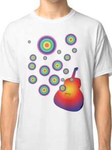 guitar bubbles Classic T-Shirt