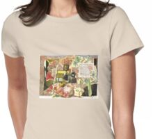 Closely Watched Things.. Womens Fitted T-Shirt