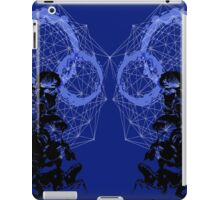 Skull Geometry iPad Case/Skin
