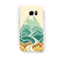 The Road Goes Ever On: Autumn Samsung Galaxy Case/Skin