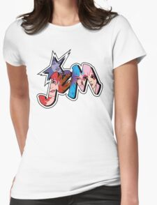 Jem and the Holograms - Logo - Group Color T-Shirt