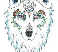 Wolf Design by krispymac