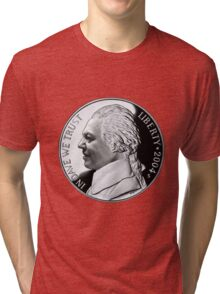 In Dave we Trust (full size) Tri-blend T-Shirt