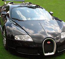 Bugatti Veyron by Pete Simmonds