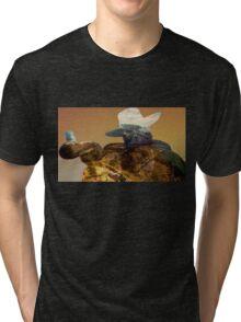 Mortal Kombat. Erron Black Tri-blend T-Shirt