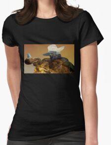 Mortal Kombat. Erron Black Womens Fitted T-Shirt