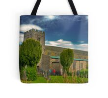 Dent Church - Dentdale. Tote Bag