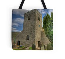 Dent Church Tower - Dent Tote Bag
