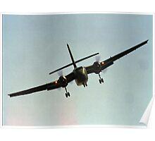 RAAF Caribou - Australian International Airshow, 2001 Poster