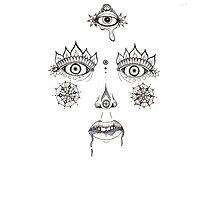 Third Eye Design Photographic Print