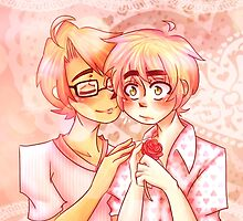 Valentine's Day USUK by katiehime