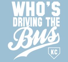 Women's Who's Driving The Bus KC Shirt by 785Tees