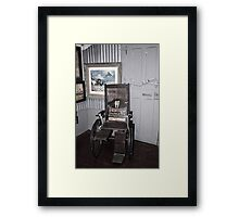 Cheap Extractions Framed Print