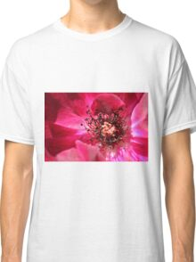 red flower  Classic T-Shirt