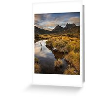 Tarn of Tranquility Greeting Card