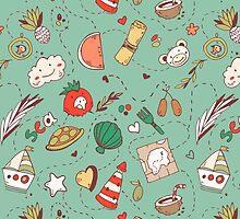 Adventure pattern by olarty