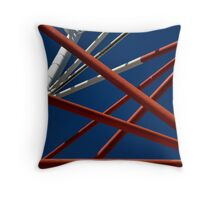 Pythagoras' pipes Throw Pillow