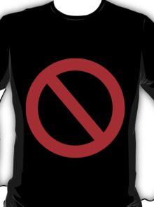 Denied (Red) T-Shirt