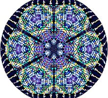 Beaded Mandala by janepriser