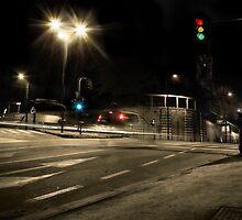 Crossroad by Milos Markovic