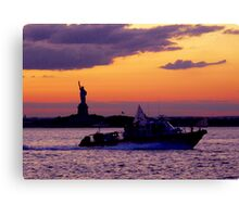 SOMEONE TO WATCH OVER ME Canvas Print