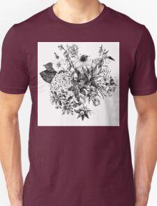 Foral composition Unisex T-Shirt