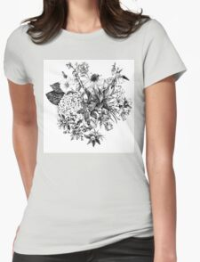 Foral composition T-Shirt