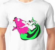 Bacon Rider Unisex T-Shirt