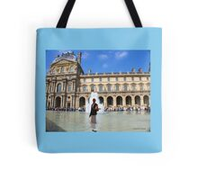 LOUVRE FOUNTAIN Tote Bag